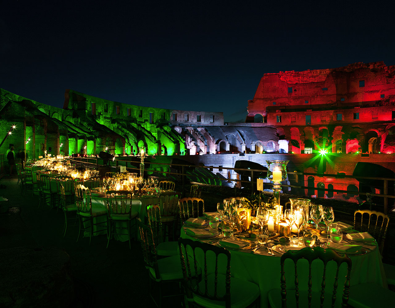 Colosseum_dinner1