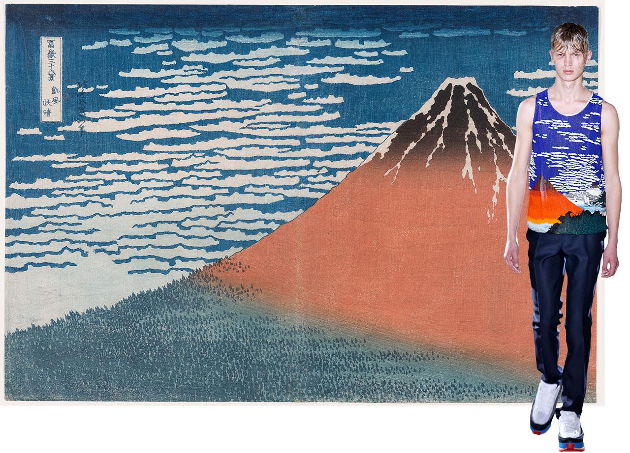 HokusaiRafSimons