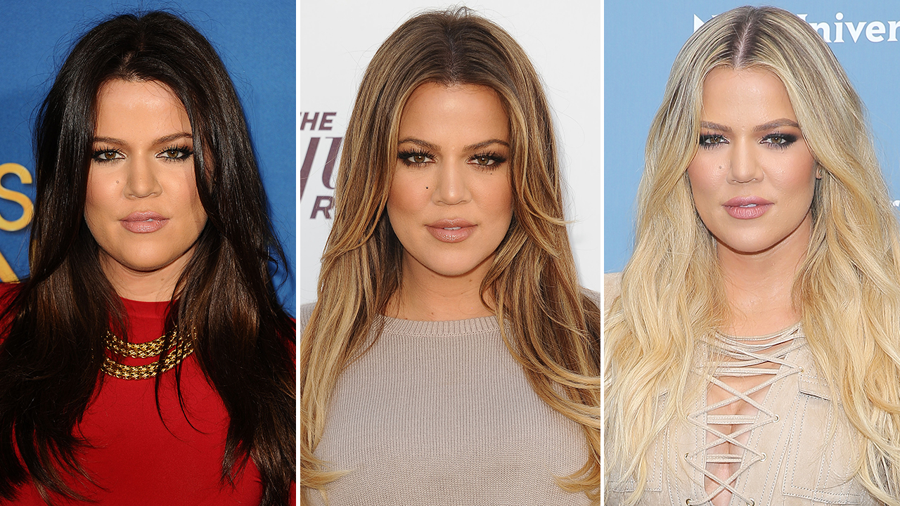 Lighten Up How To Dye Your Hair From Brunette To Blonde Grazia