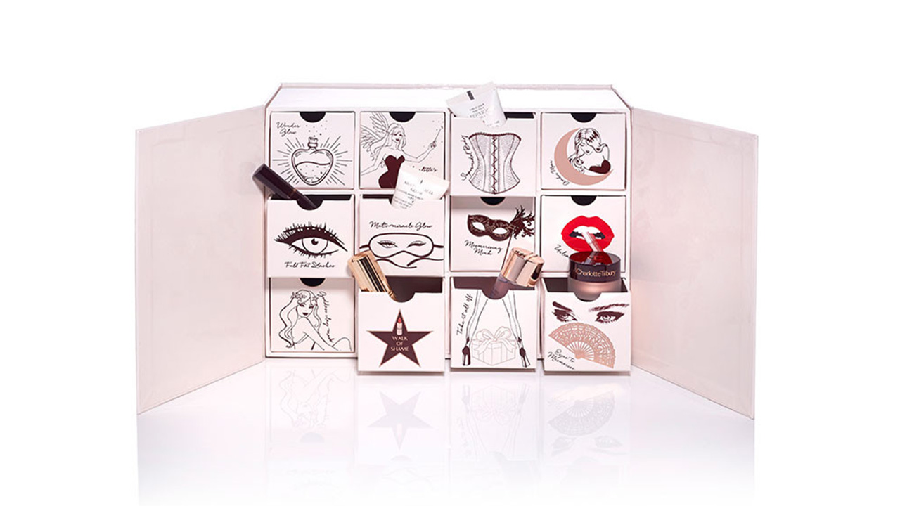 The Best Beauty Advent Calendars Grazia