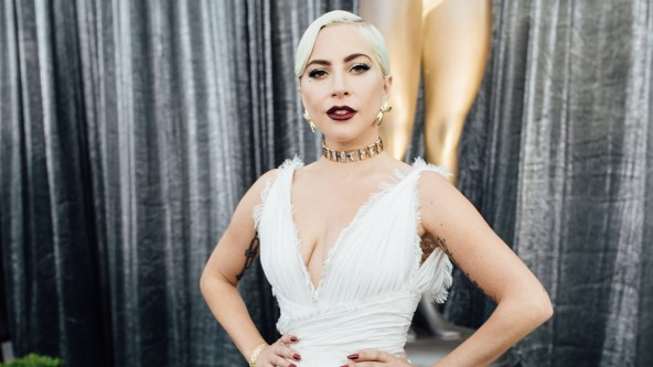 Lady Gaga Reveals She Fell Pregnant After Sexual Assault - Grazia