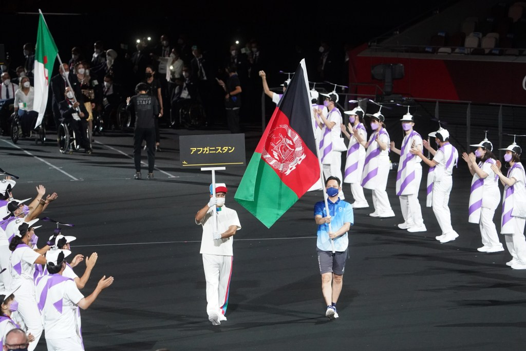 Paralympics Afghanistan