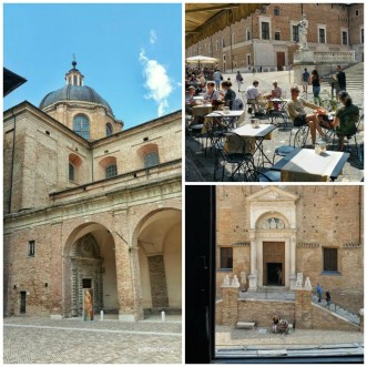 Urbino Piazza
