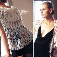 Delicate Crochet Vest ❀