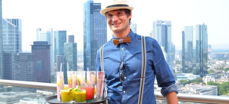 Eine Weltreise in den Street Food Himmel: Pret A Diner kommt mit neuem Konzept – hoch über den Dächern Frankfurts