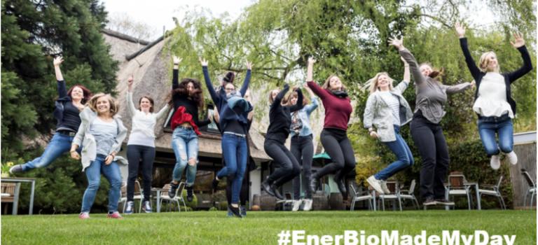 #EnerBioMadeMyDay – Blogger-Event bei Rossmann