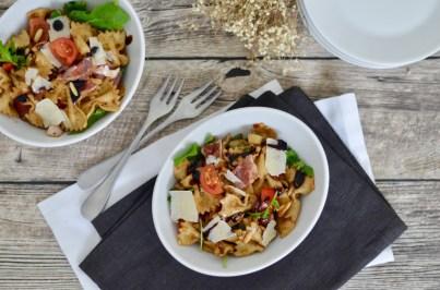 Pasta Wednesday: Italienischer Nudelsalat