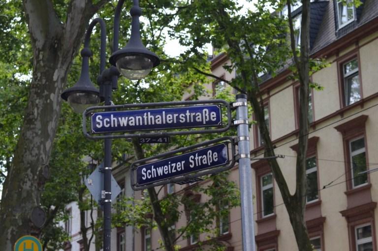 City-Tour durch Sachsenhausen