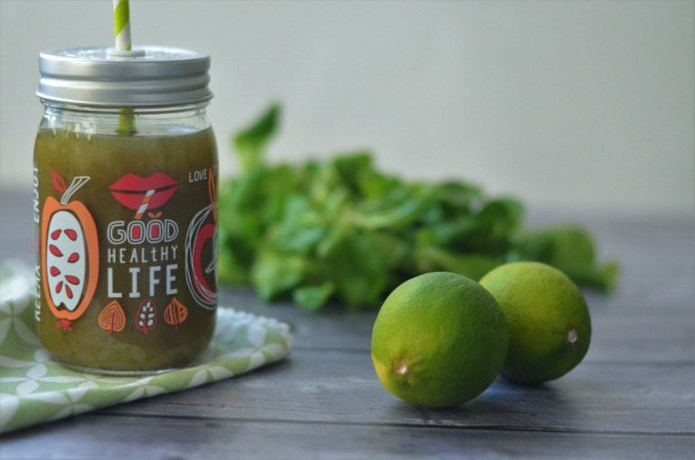 Mango-Spinat-Smoothie