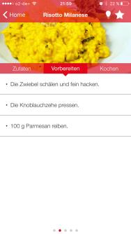 Kochen per App, im Kuhn Rikon Schnellkochtopf