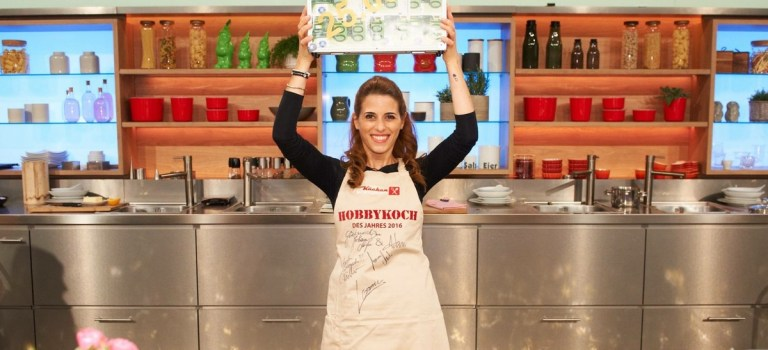 """Wie ich die ZDF Kochshow """"Die Küchenschlacht"""" gewann und zur Hobbyköchin des Jahres 2016 wurde!"""