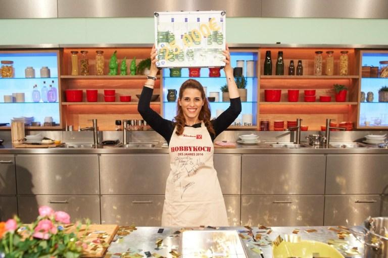 Küchenschlacht Gewinnerin und Blog Geburtstag