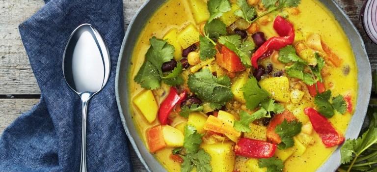 10 Tage, 10 Gerichte – Tag 6: Curry-Eintopf