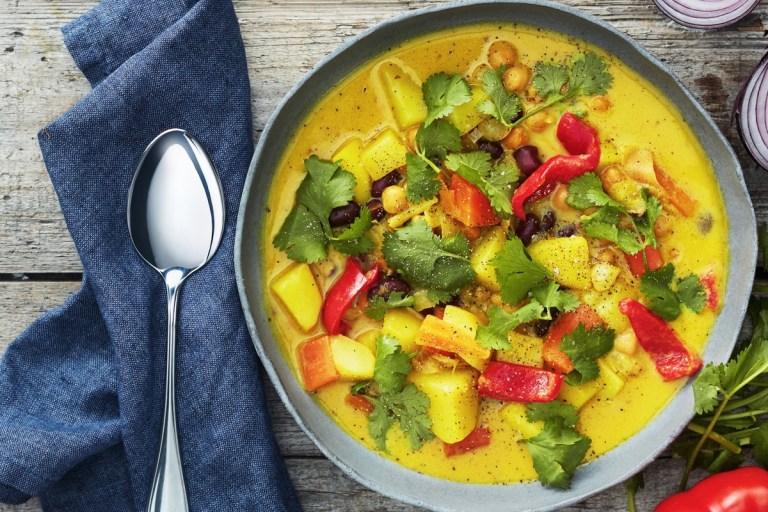 Curry-Eintopf