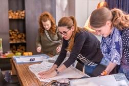 Herta Finesse Blogger-Workshop: Ein Tag zwischen Nähmaschienen, Hauptstadt-Loft und Sandwiches