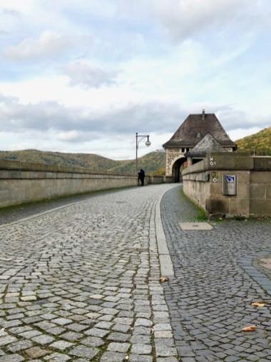 Tagesausflug an den Edersee - Rundfahrt mit dem BMW i3