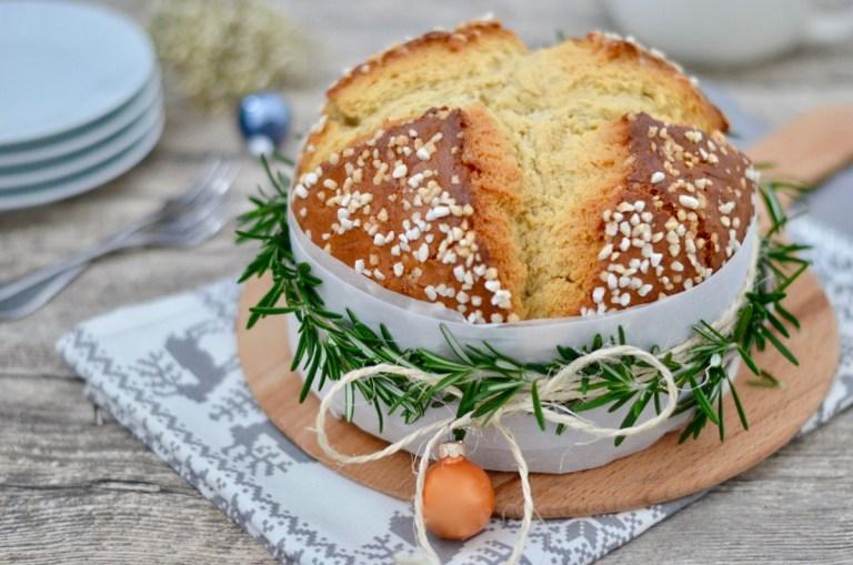 Panettone Italienischer Weihnachtskuchen Graziella S Food Blog