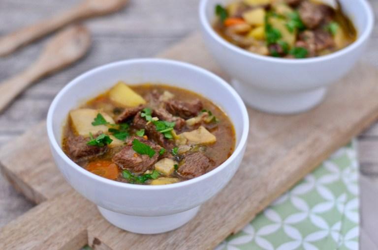 Kochen im Schnellkochtopf: Pichelsteiner Eintopf