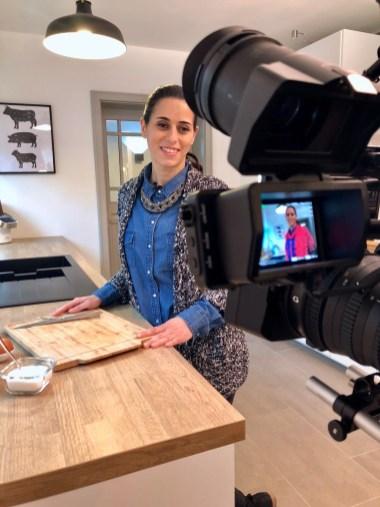 Graziellas Food Blog: Mein 3-Gänge Raclette Menü für RTL Hessen