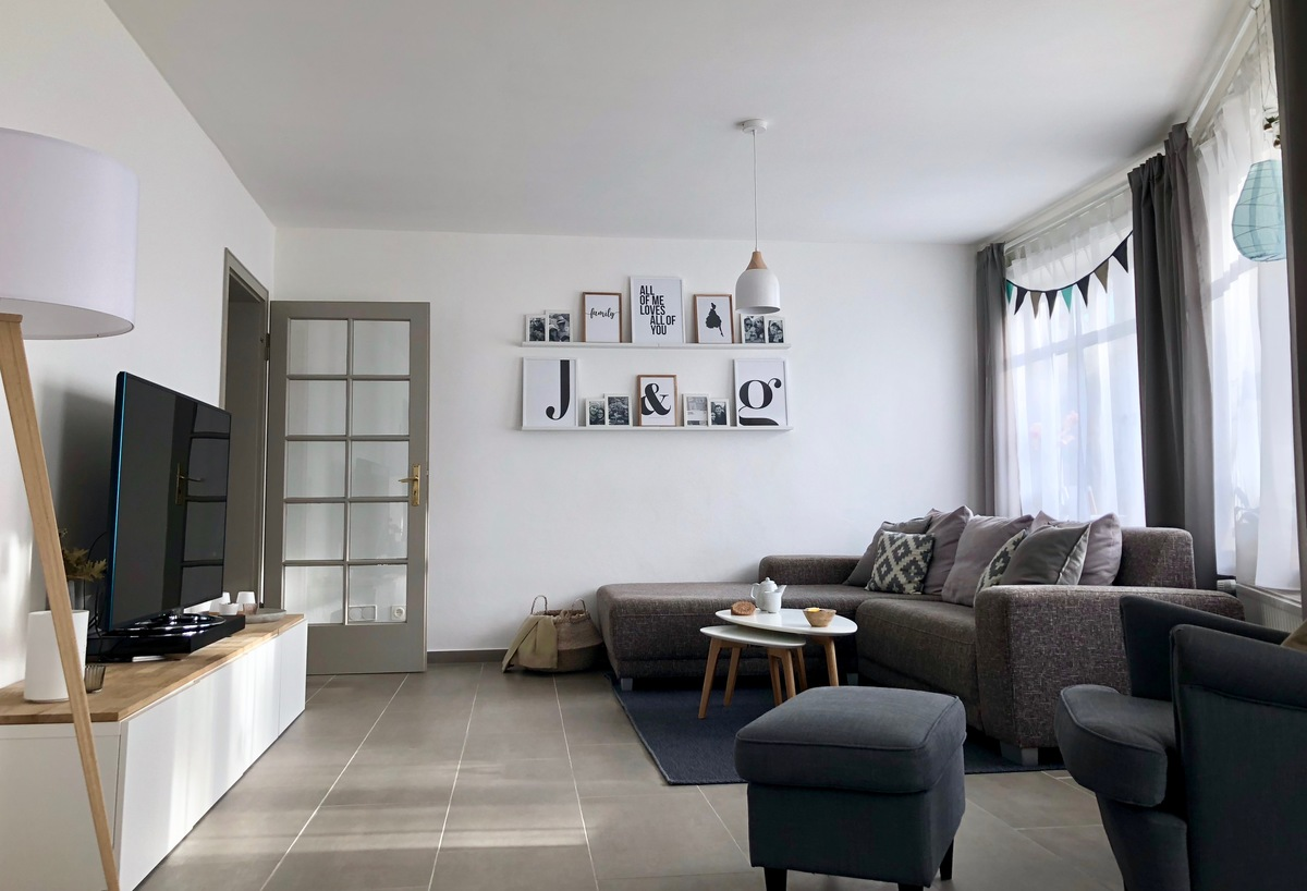 Einrichtung Wohnzimmer