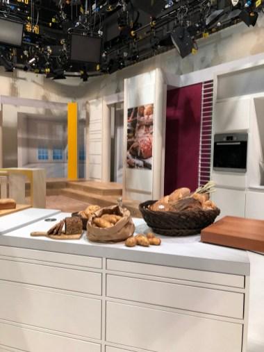 Graziellas Food Blog: Studiogast beim HR Fernsehen