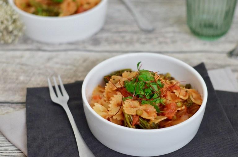Für jeden Tag: One Pot Pasta aus dem Wunderkessel