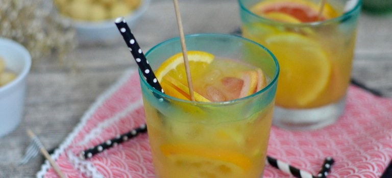 Sommer im Glas: Screwdriver (Wodka Orange)