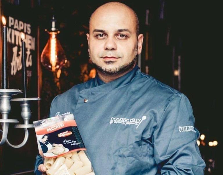 Blogger Mon(th)day: Domenico von Cooking Italy