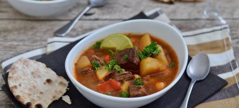Prep&Cook Weekend Kitchen: #11 Lammeintopf mit Kartoffeln & Kichererbsen