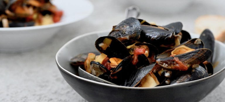 Soulfood: Spaghetti alle Cozze (Miesmuscheln)
