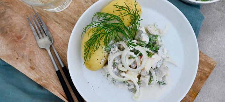 Prep&Cook Weekend Kitchen #18: Matjes nach Hausfrauenart mit Pellkartoffeln