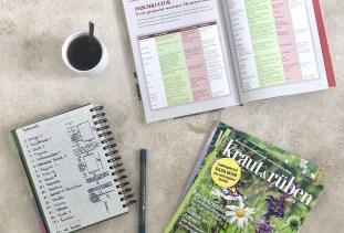 Mein Gartenjahr 2020: Beetplanung, Mischkultur & Fruchtfolgen