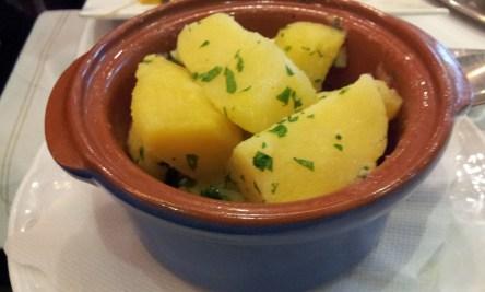 Potato as a side