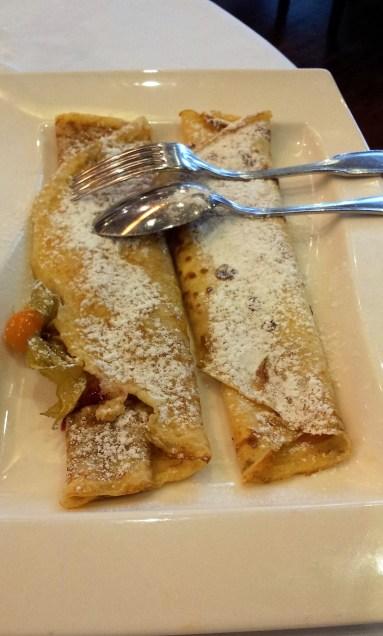 The Palatschinken (Austrian Pancake)