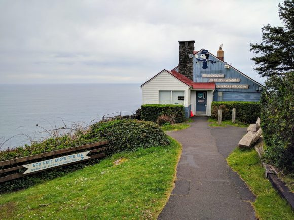 Otter Crest State Scenic Viewpoint, Otter Rock