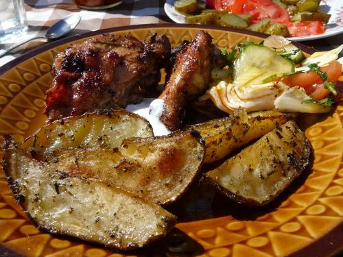 grillowany kurczak tandoori