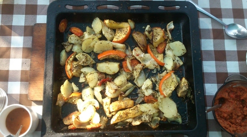 warzywa pieczone 3