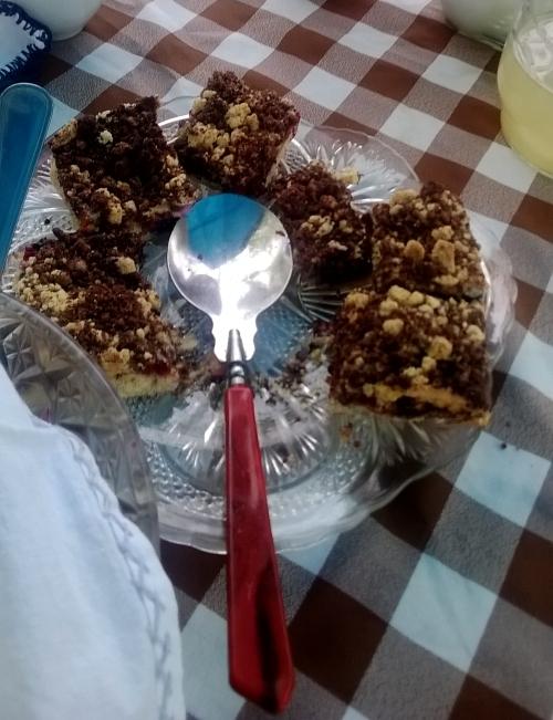 piknik ciasto darii