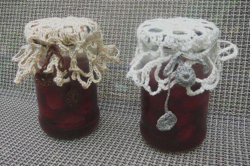 truskawki w syropie z miętą1