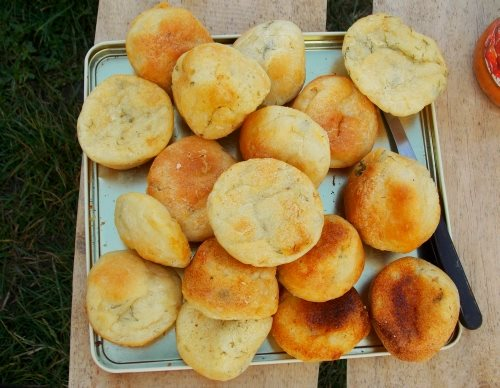 piknik muffinki
