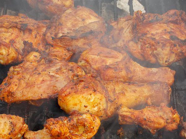 kurczak z grilla a