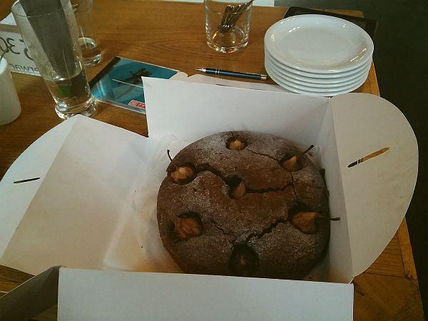 ciasto dla Korteza