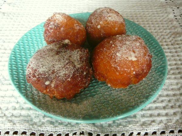 pączki ziemniaczano-serowe