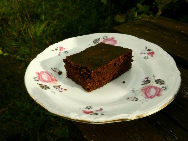 ciasto czekoladowe z buraczkiem1