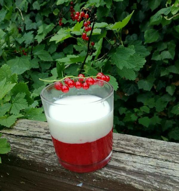 biało-czerwony koktajl