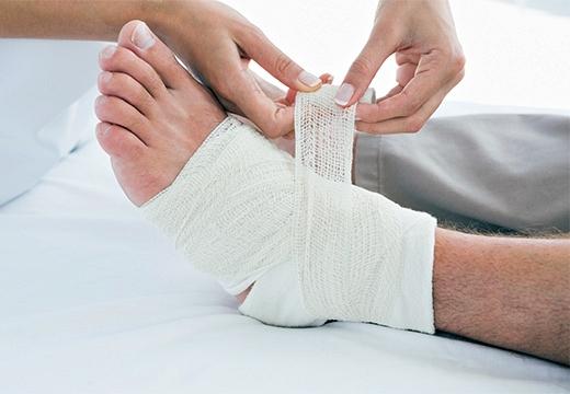 Лечение гнойных ран в домашних условиях: народные средства ...