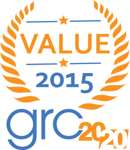 2015 GRC Value Award