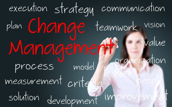 Managing Change is the Greatest GRC Challenge
