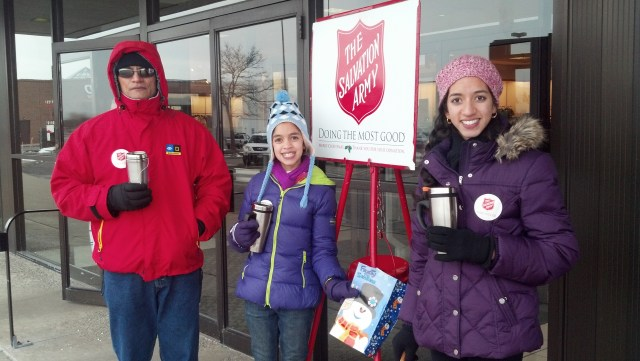 Bell Ringing with Moses Manvi and Megha