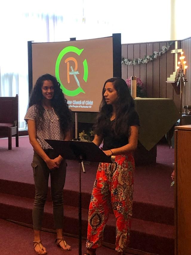 Manvi Graduation Gift Presentation